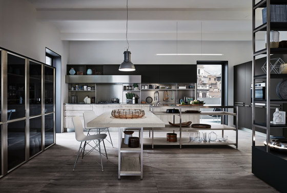 Tribeca de Veneta Cucine | Estantería