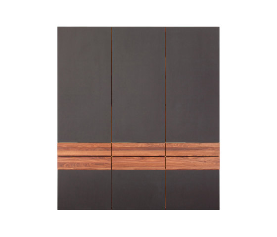 Wardrobe TreDue by reseda | Cabinets