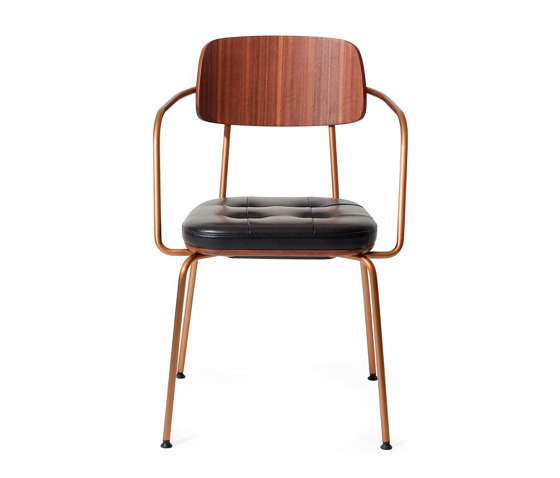 Utility Stacking Armchair V by Stellar Works   Chairs