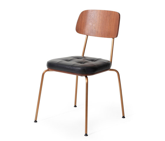 Utility Stacking Chair V by Stellar Works   Chairs