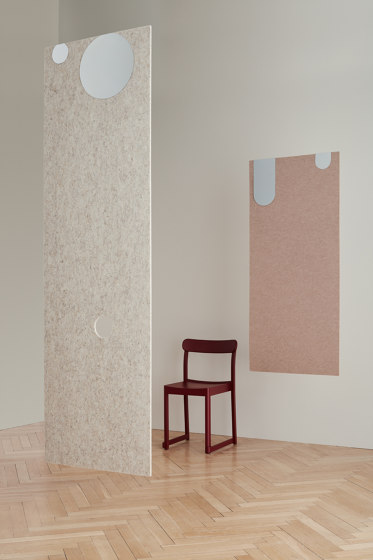 Combo Deluxe by Abstracta | Sound absorbing suspended panels
