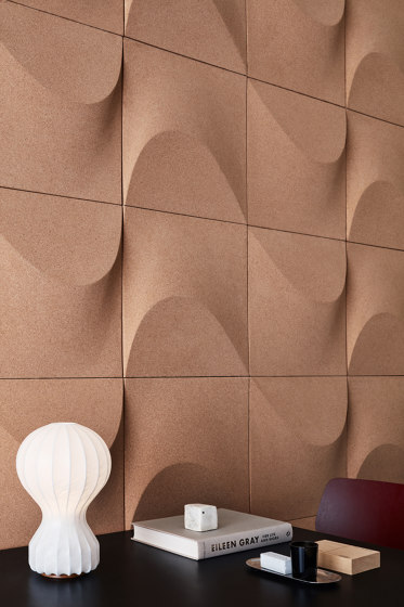 Sahara by Abstracta | Sound absorbing wall systems