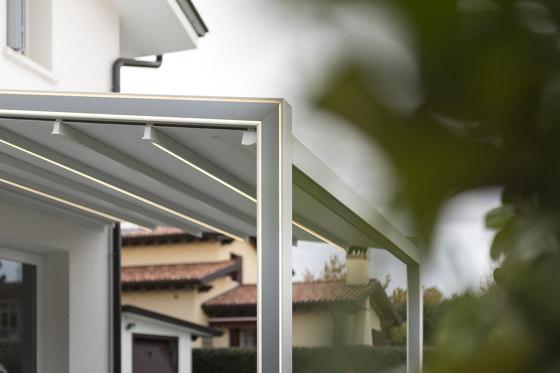 GENNIUS | VEGA by KE Outdoor Design | Pergolas