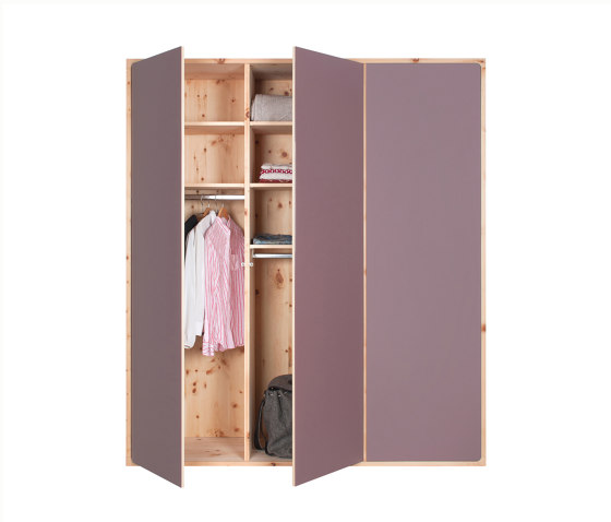 Wardrobe TreDue Sfera by reseda | Cabinets