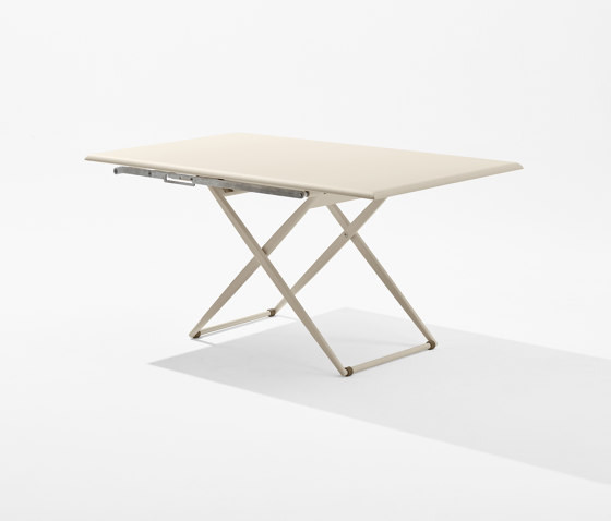 Zebra Up&Down rectangular table by Fast   Dining tables
