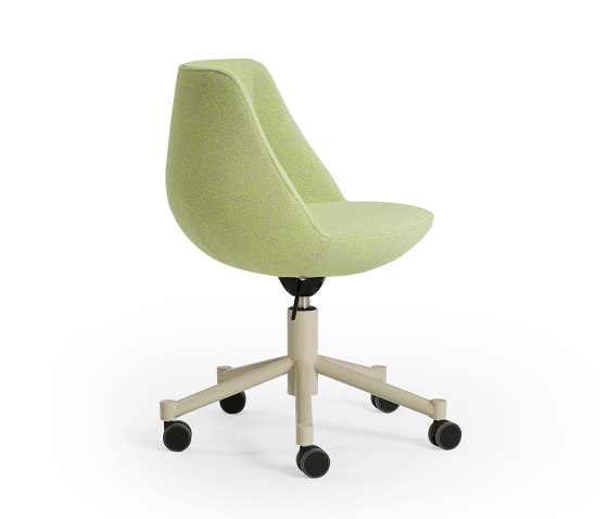 Magnum Chair With Wheels von Sancal | Stühle