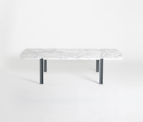 Quattro Cantoni - Polished Marble/7015 by Objekto   Coffee tables