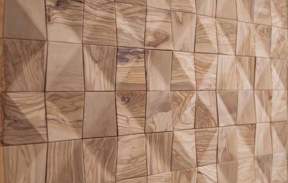 Waves by Wonderwall Studios | Wood panels