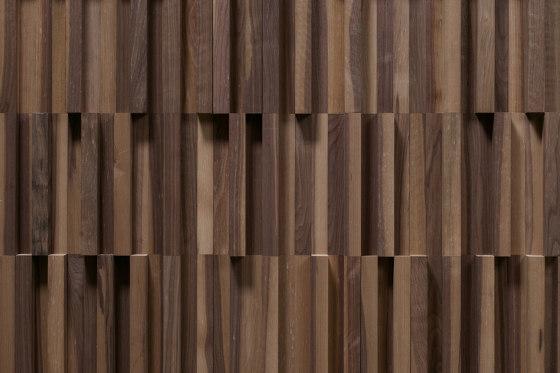 Notes by Wonderwall Studios | Wood panels