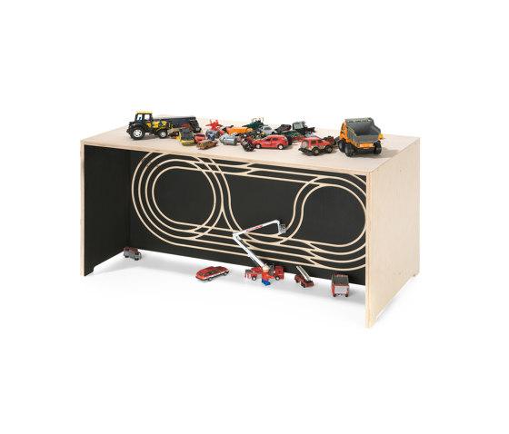 3 in 1 Children's Furniture Tschutschu de Magazin® | Mesas para niños