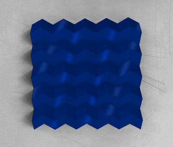 Foldwall 100 - RAL 5010 di Foldart   Pannelli per pareti