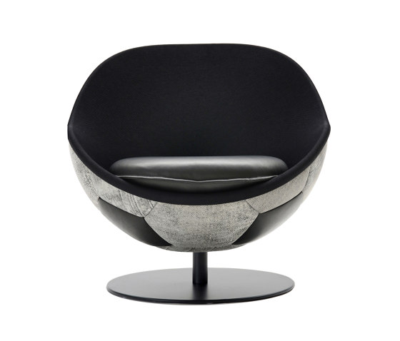lillus hattrick | lounge chair / dinner chair by lento | Armchairs