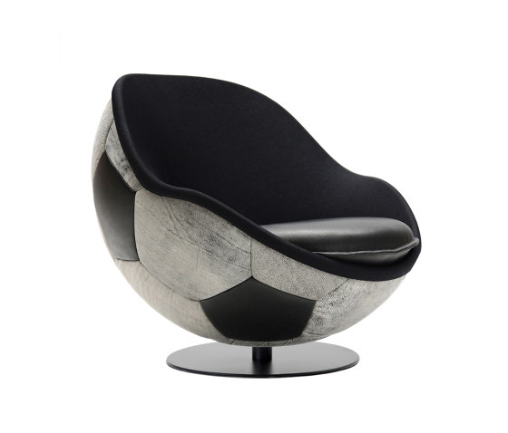 lillus hattrick | lounge chair by lento | Armchairs