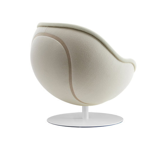 lillus volley | lounge chair / dinner chair de lento | Sillones