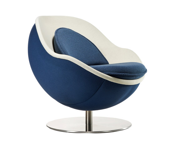 lillus classic   lounge chair / dinner chair by lento   Armchairs