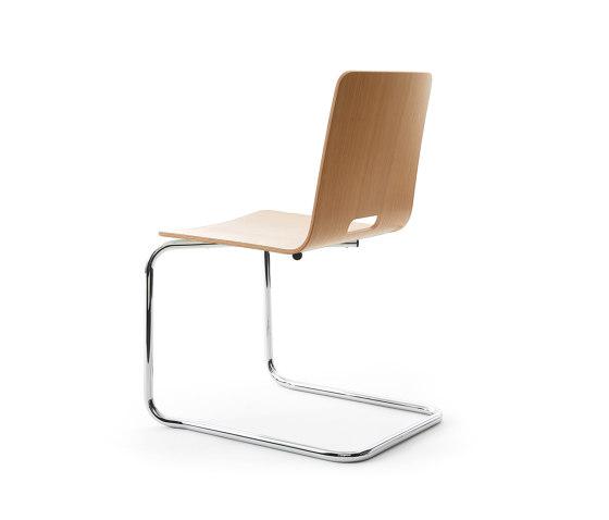 sitting smartF | Cantilever de lento | Sillas
