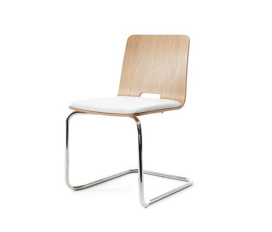 sitting smartF   Freischwinger von lento   Stühle