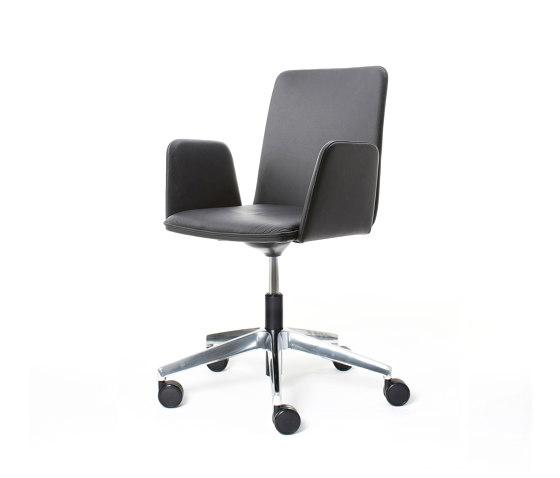 sitting smartD | Drehstuhl von lento | Bürodrehstühle