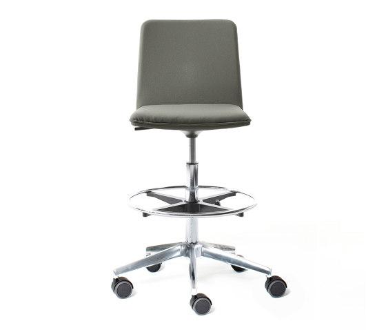 sitting smartDH | Counter chair de lento | Sillas de trabajo altas