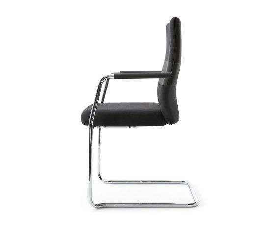agilisFA   Cantilever with integrated armrests de lento   Sillas
