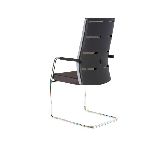 agilis matrix | Cantilever with integrated armrests de lento | Sillas