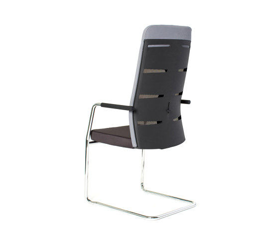 agilis matrix | Cantilever with integrated armrests de lento | Sillas