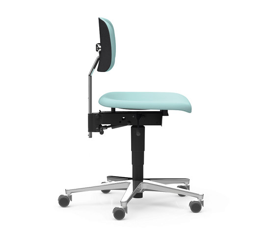 1000 classic swivel chair by Dauphin | Office chairs