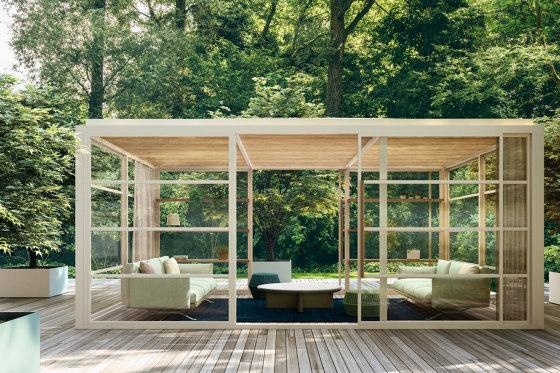 pavilion h simple by KETTAL | Gazebos