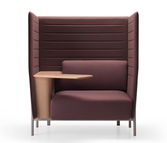 Eleven High Back Work 869 by Alias   Armchairs