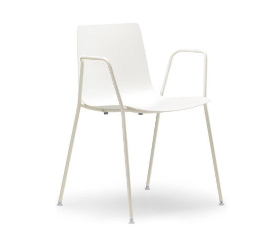 Slim Chair 4 Arm 89D de Alias | Sillas