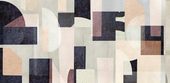 Papier Collés di Inkiostro Bianco | Carta parati / tappezzeria