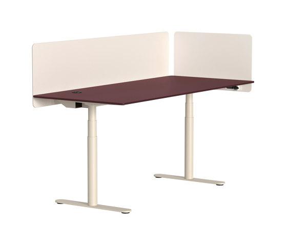 Privacy screens | HiLow table component di Montana Furniture | Schermi divisori