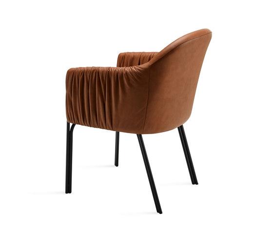Celine   Armchair High von FREIFRAU MANUFAKTUR   Stühle
