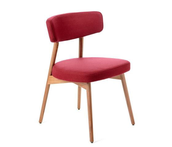 Marlon Dining Chair von AXEL VEIT | Stühle