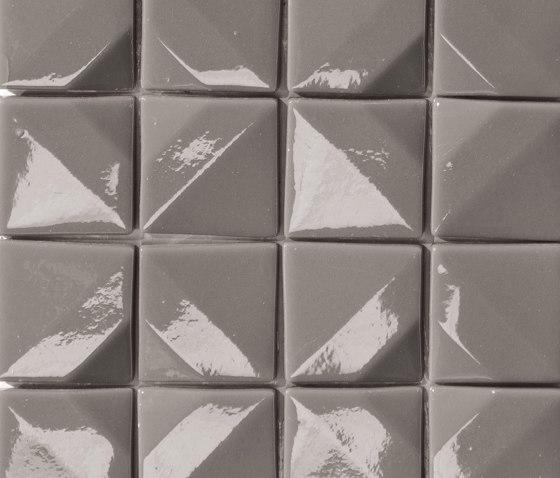 Crono Nova | Grigio S di Mosaico+ | Mosaici vetro