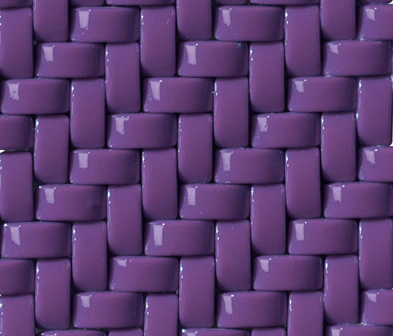 Crono Pulsar | Viola de Mosaico+ | Mosaïques verre