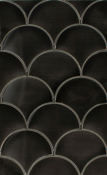Large Fan Portland Field de Pratt & Larson Ceramics | Carrelage céramique