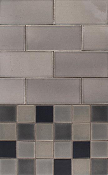 3x6 Portland Field| 2x2 Portland Field Netted von Pratt & Larson Ceramics | Keramik Fliesen