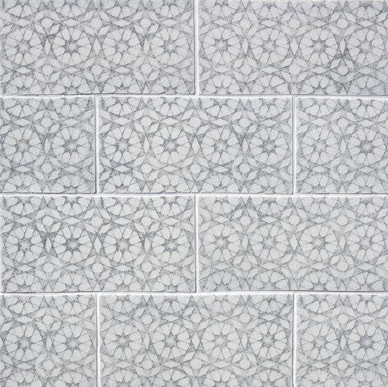 5x10 Scraffito C von Pratt & Larson Ceramics | Keramik Fliesen