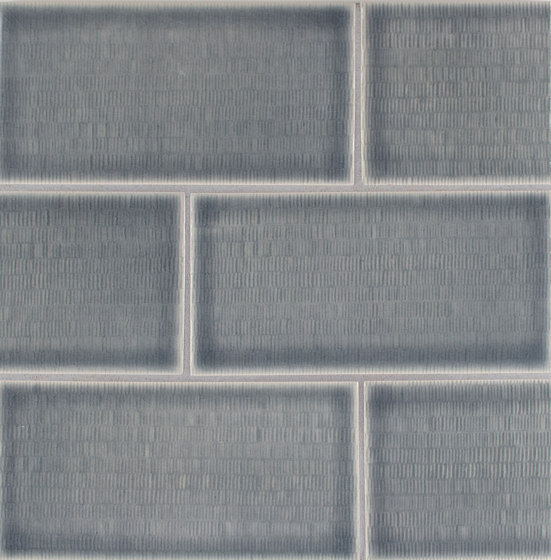 4x8 Texture C von Pratt & Larson Ceramics | Keramik Fliesen