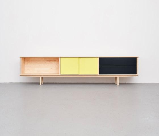 Splitter – sideboard di NEUVONFRISCH | Credenze