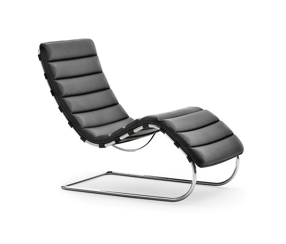 MR Lounge Chaise Longue de Knoll International | Chaises longues