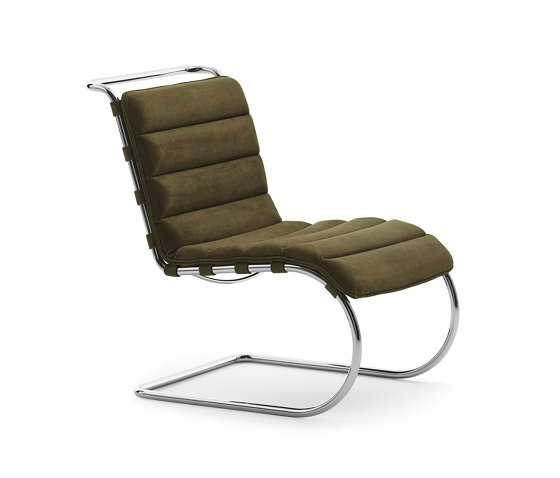 MR Lounge Chair without Arms de Knoll International | Fauteuils