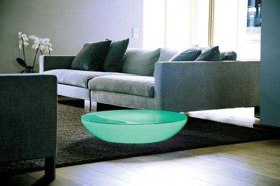 Lounge Variation LED Pro de Moree | Tables basses