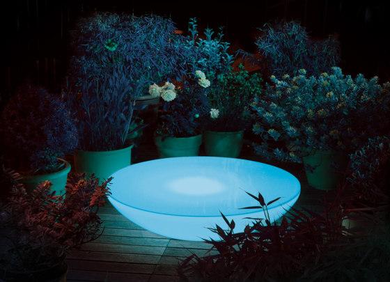 Lounge Variation LED Pro Outdoor de Moree | Tables basses