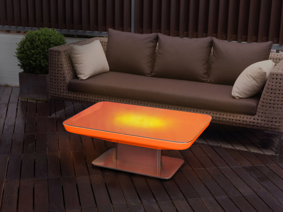 Studio 36 LED Accu Outdoor de Moree | Mesas de centro