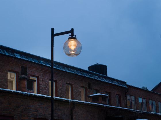 City Globe by ZERO   Street lights