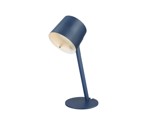 Y LAMP blue by SEYVAA | Table lights