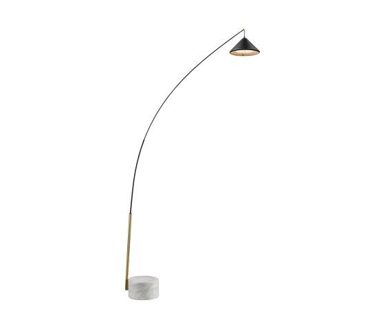 FLEX lampadaire. de SEYVAA | Luminaires sur pied