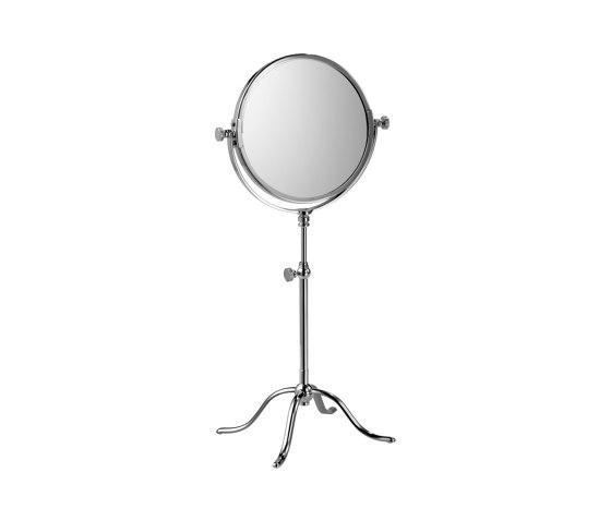 Edwardian Free Standing Shaving/Make-Up Mirror by Czech & Speake | Bath mirrors